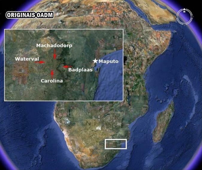 DESCOBERTA NA AFRICA UMA METROPOLI ANUNNAKI. 02