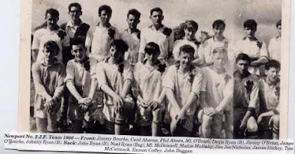 Photo: Newport J.F team 1966