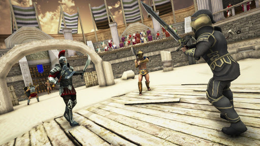 Gladiator Glory apkmr screenshots 8
