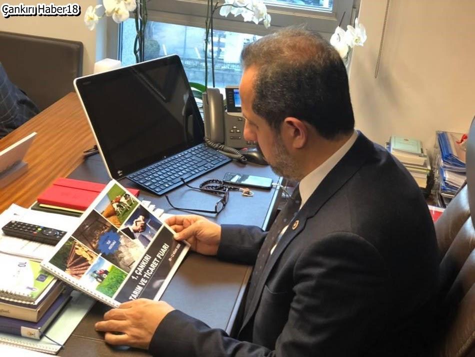 Çankırı Milletvekili,Salim Çivitcioğlu,haber18