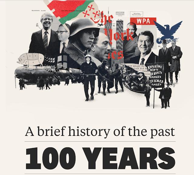 as-noticias-mais-marcantes-dos-ultimos-100-anos