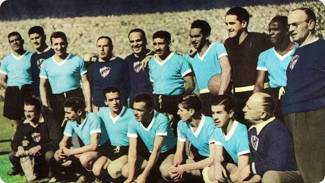 A 19 días del inicio del Mundial Rusia 2018: Recuerdos mundialistas, en 1950 Uruguay da la gran campanada.