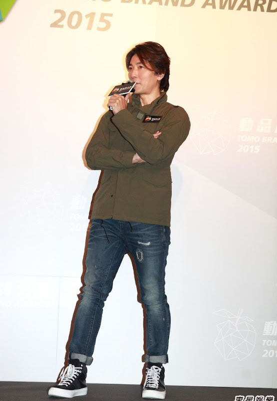 Ekin Cheng / Zheng Yijian China Actor