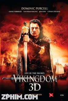 Chiến Thần Viking - Vikingdom (2013) Poster