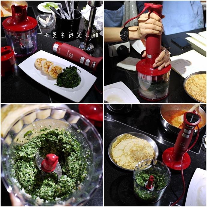 13 伊萊克斯 ULTRAMIX PRO 專業級手持攪拌棒烹飪體驗
