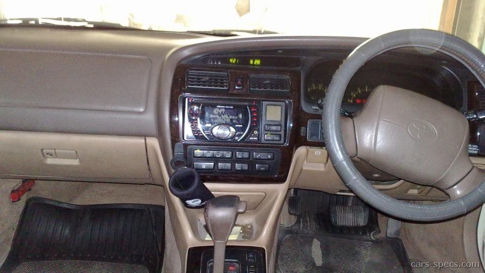 1998 Toyota Avalon XL Sedan 3.0L V6 4 Speed Automatic