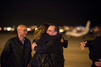 Photo: BIENVENIDO. Marc Marginedas, liberado tras pasar 178 días secuestrado en Siria. FOTO: Jordi Cotrina