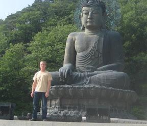 El K-man. Also, a Buddha.