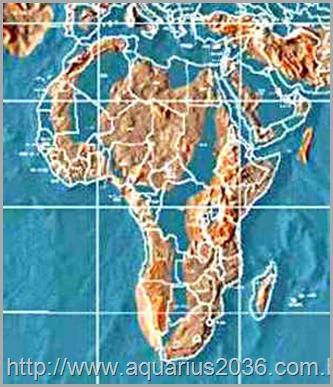 África depois da transição planetária