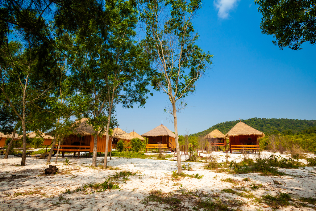 Eco Lodges, Koh Kong Province, Cambodia