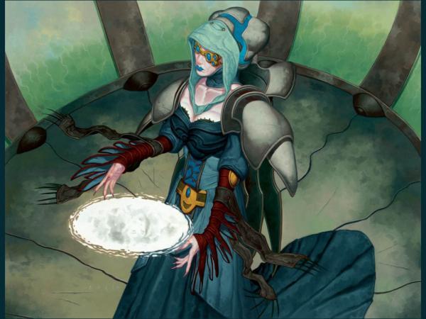 Beautiful Magian Woman, Sorceress 2