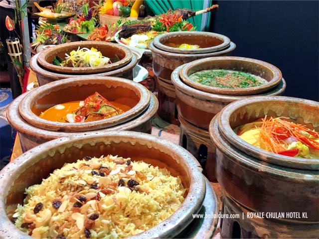 royale chulan, makanan sedap untuk berbuka