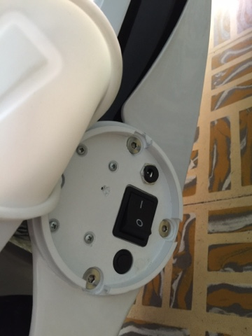 Xe điện xếp gọn I8 istark nút khởi động thu gọn