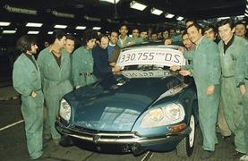 Citroen 1975 DS 23 Pallas dernière