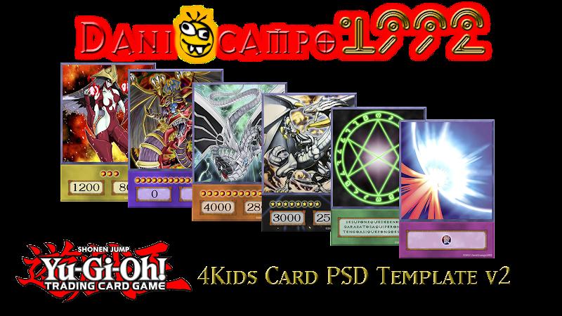 Plantilla PSD de cartas 4Kids Presentation%2520v2