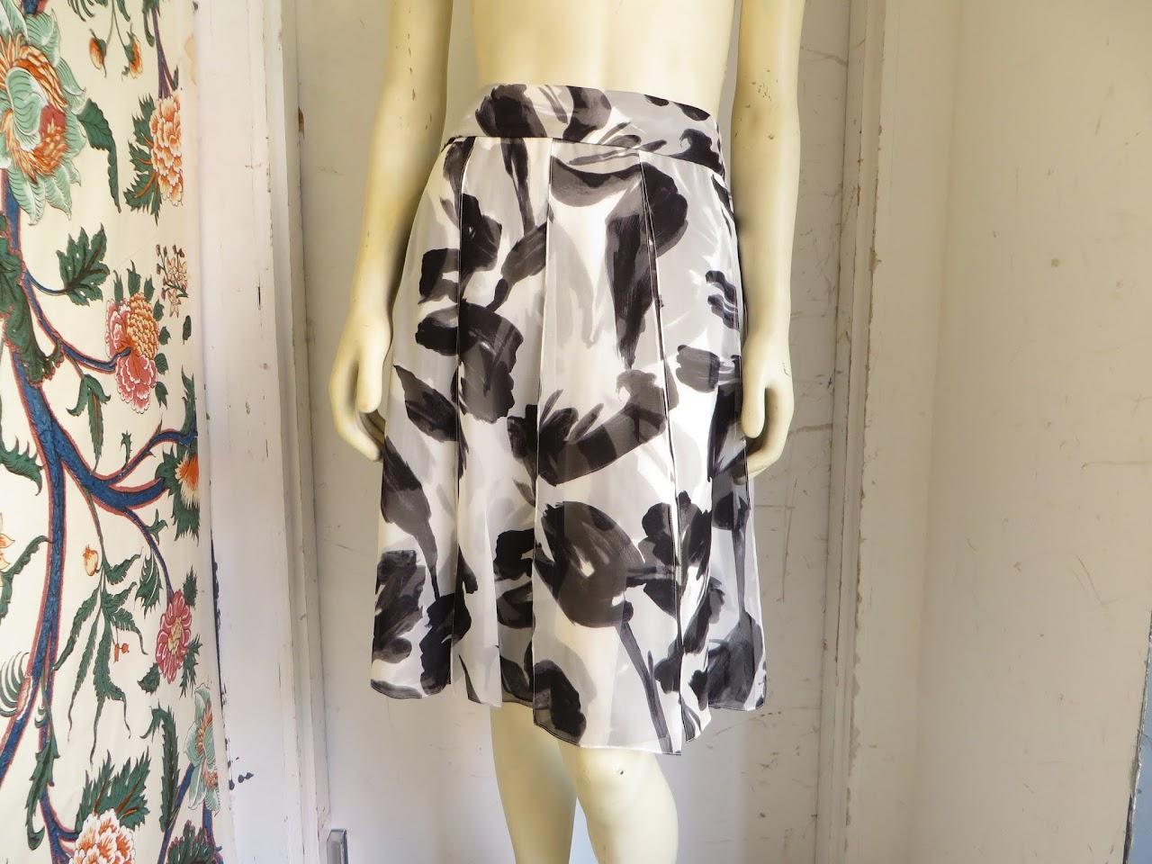Carmen Marc Valvo Collection Skirt