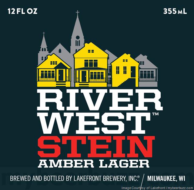 Lakefront Brewery - East Side Dark Lager, Lakefront Pils, Maibock, Pumpkin Lager, Oktoberfest, Warm Front & River West Stein