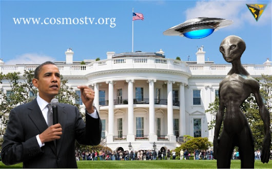 Obama plans to reveal massive cache of UFO secrets before leaving office: report - THE COSMOS NEWS