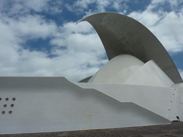 "Santa Cruz Auditorium (Auditorio de Tenerife ""Adán Martín"")"