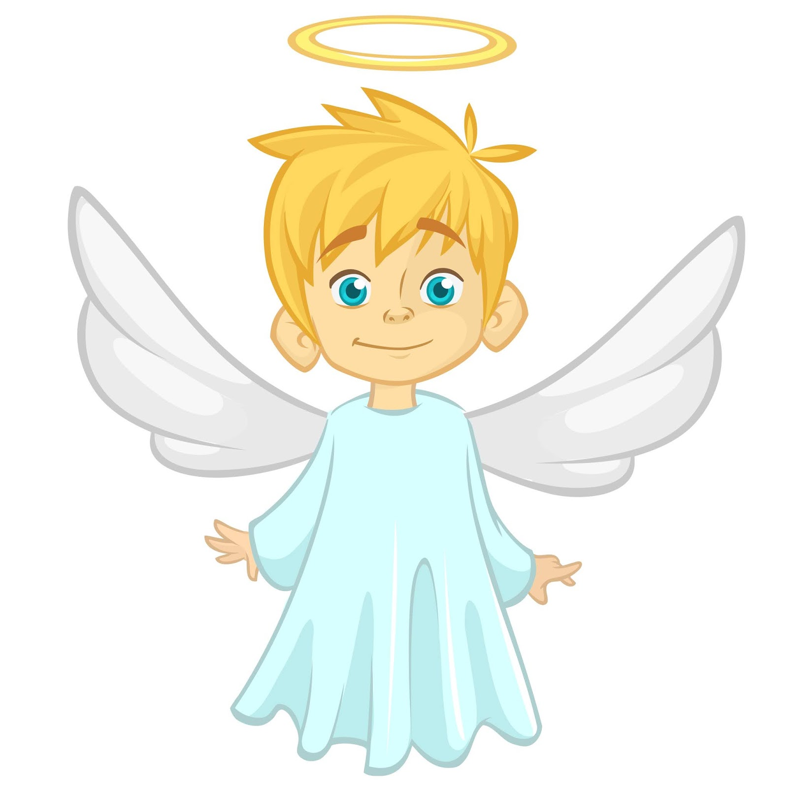 Angel Free Download Vector CDR, AI, EPS and PNG Formats