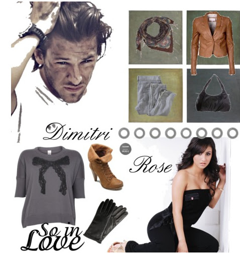 Vampire Academy Dimitri and Rose.bmp