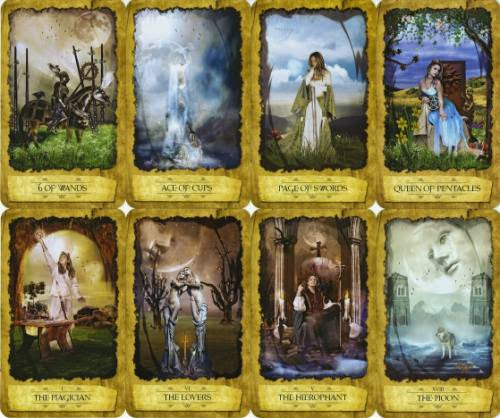 Tarot Card Suits