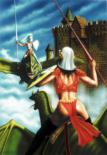 Light Of Phantom Warrior, Magick Warriors 2
