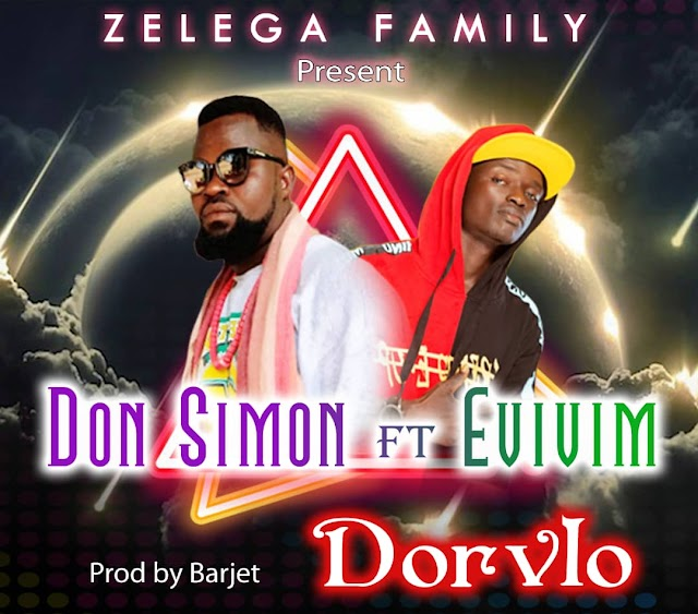 Don Simon - Dorvlo ft Evivim (Prod. By Barjet).