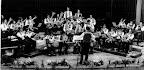 Großes Blasorchester 1974