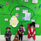 RHYME ENACTMENT HUMPTY DUMPTY  DONE BY NURSERY SECTION (2017-18) AT WITTY WORLD, BANGUR NAGAR
