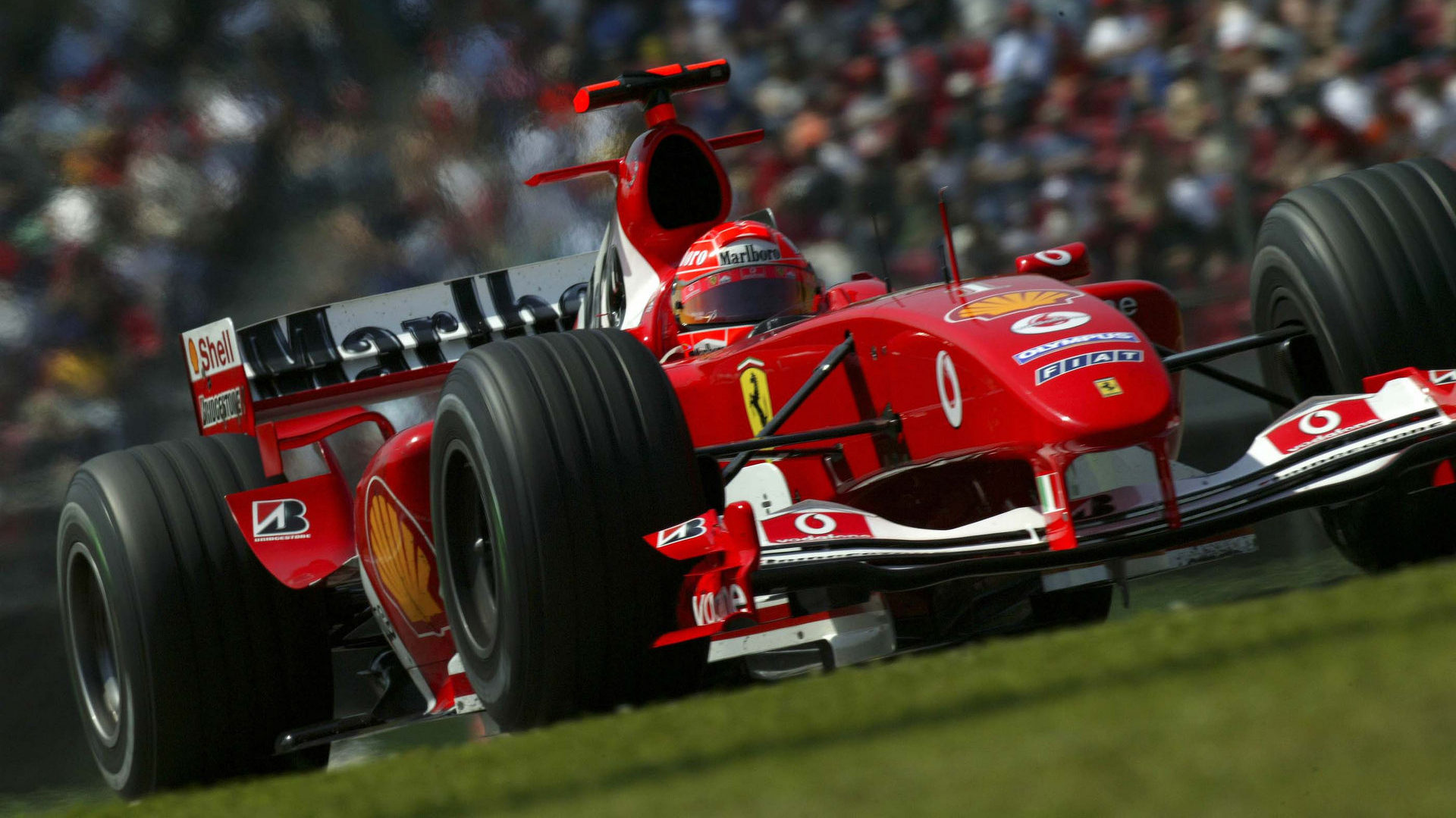 HD Wallpapers 2004 Formula 1 Grand Prix of San Marino | F1 ...