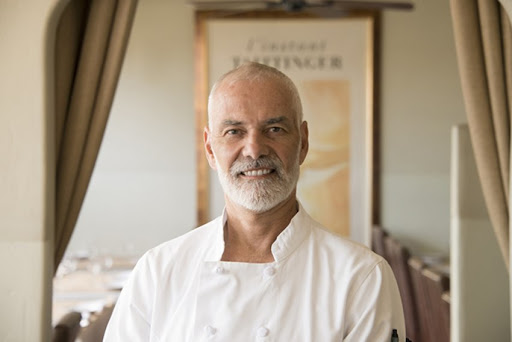 Ted Walter, of Passionfish. From Where to Eat in Monterey, California