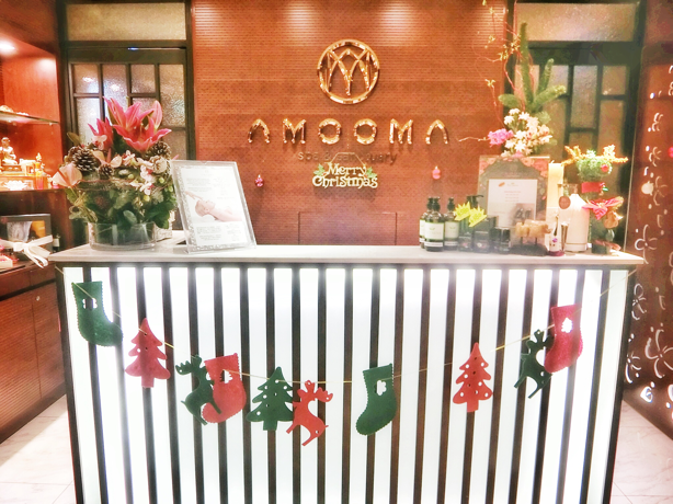 首次踏足 ~ AMOOMA Spa & Sanctuary ~ 彷彿置身到泰國按摩般一樣 ...