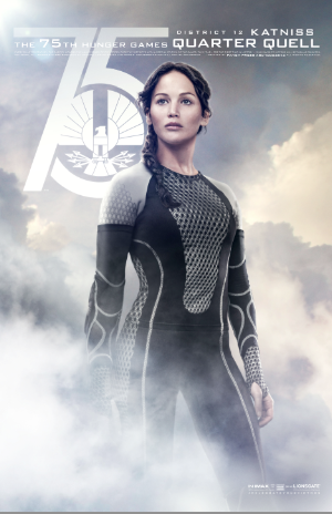 Movie News - The Hunger Games: Catching Fire - Quarter Quell
