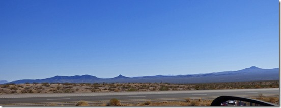 South of Lake Mead