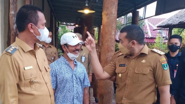 Wakil Gubernur Audy Joinaldy apresiasi Kepedulian Jimmy dalam Membangun Kampung Halaman