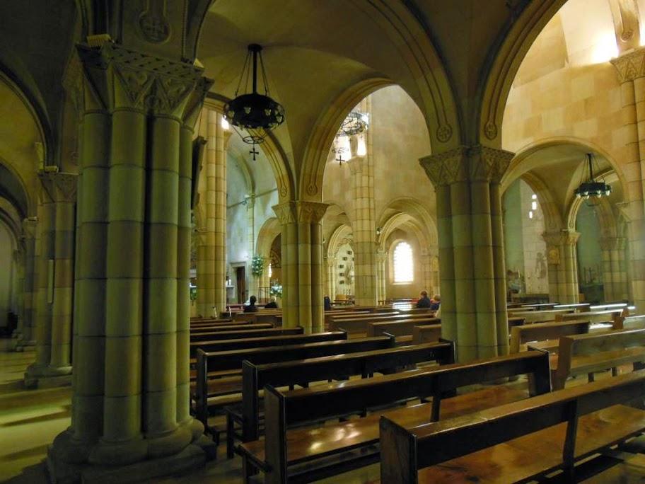 Columnas de San Pedro en Gijón