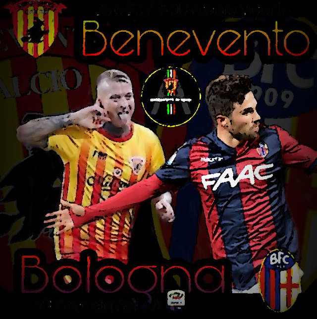 Benevento Bologna 0-1 tabellino e pagelle