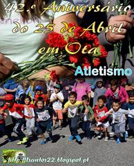 42.ª Aniv 25 ABR - 2016 - Atletismo