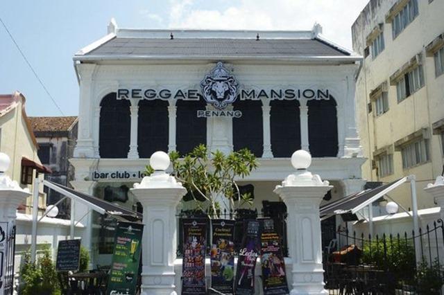 Reggae Mansion (Chulia Street)