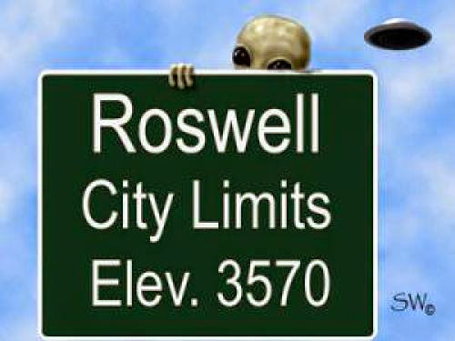 1976 Ufo Sighting In Roswell New Mexico
