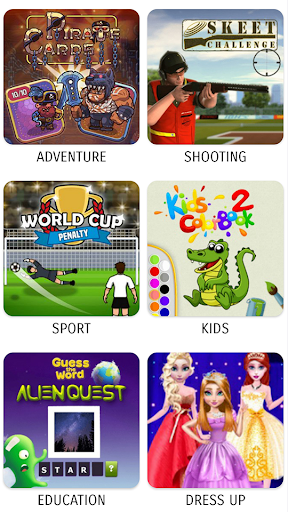 All Games, All in one Game, New Games screenshots 1