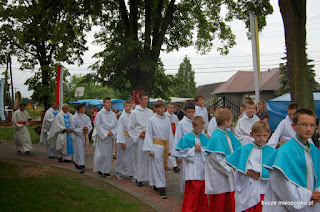 Odpust parafialny 23.06.2013