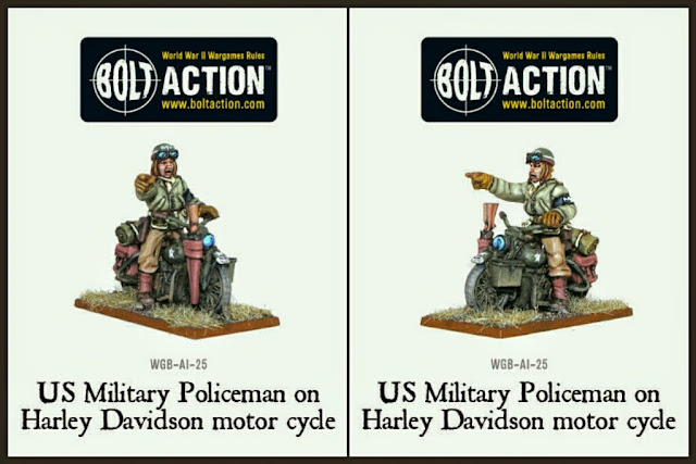 Moto Americana Bolt Action