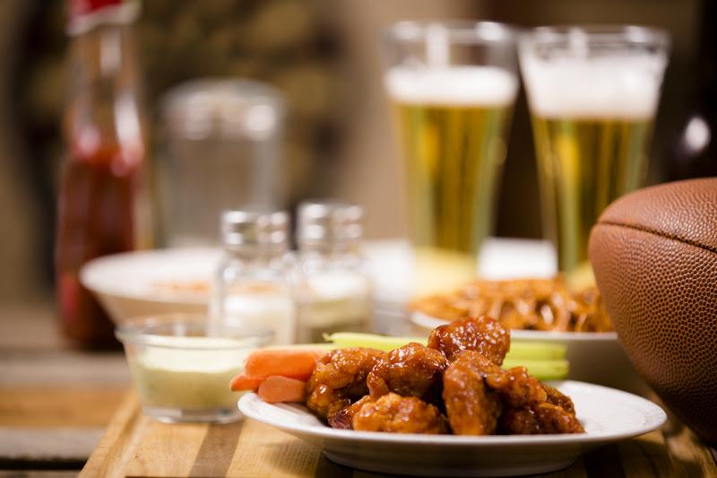 wings beer sports