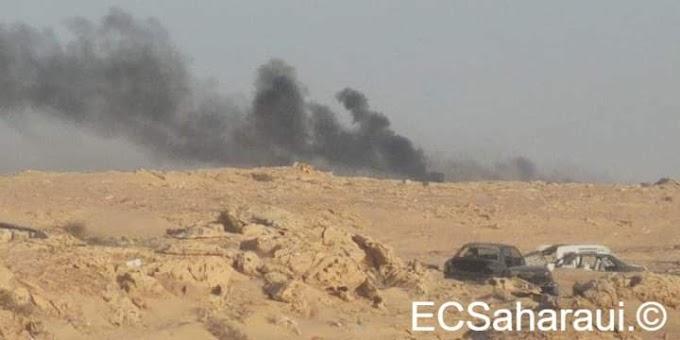 La Unión Europea empujó a la guerra en el Sáhara Occidental.