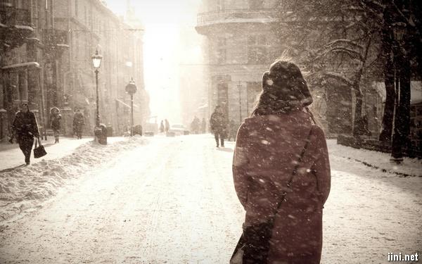 thơ mùa đông lạnh lẽo