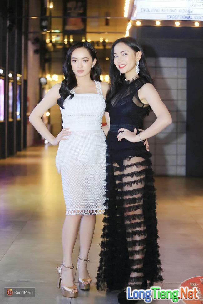 Kaity Nguyễn và Châu Bùi đọ sắc trên thảm đỏ Em Chưa 18 - Ảnh 2.