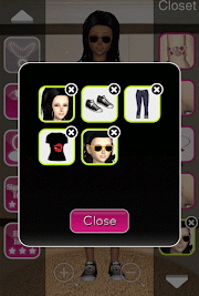 Click to Enlarge - Style Me Girl  Level 7 - Urban - L.Jayne - Closet