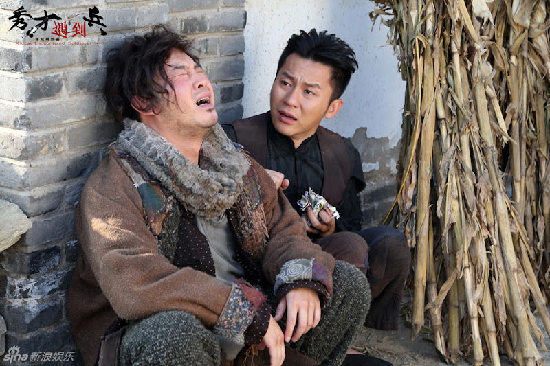 Xiucai Encountered Soldier China Drama